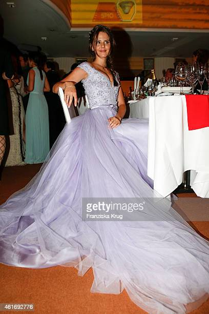 Ruby O Fee attends the German Film Ball 2015 on January 17 2015 in Munich Germany