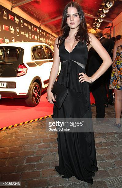 Ruby O Fee attends the New Faces Award Film 2014 at eWerk on May 8 2014 in Berlin Germany