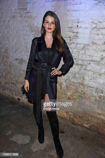 Ruby O Fee attends the Pantaflix Pantaparty during 69th Berlinale International Film Festival at Alte Muenze on February 11 2019 in Berlin Germany