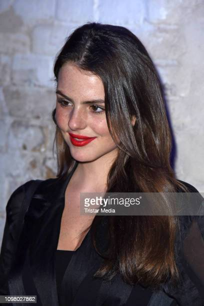 Ruby O. Fee attends the Pantaflix Pantaparty during 69th Berlinale International Film Festival at Alte Muenze on February 11, 2019 in Berlin, Germany.