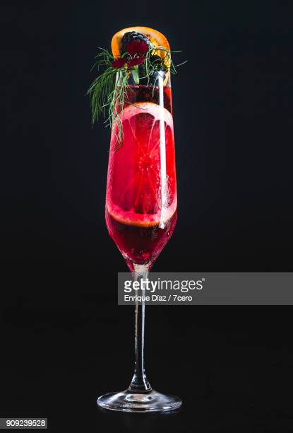 ruby red grapefruit cocktail - grapefruit red stock pictures, royalty-free photos & images