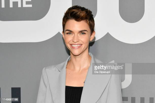 Ruby Rose attends the 2019 CW Network Upfront at New York City Center on May 16 2019 in New York City