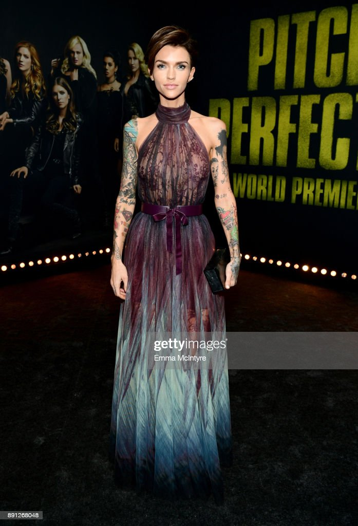 """Premiere Of Universal Pictures' """"Pitch Perfect 3"""" - Red Carpet"""
