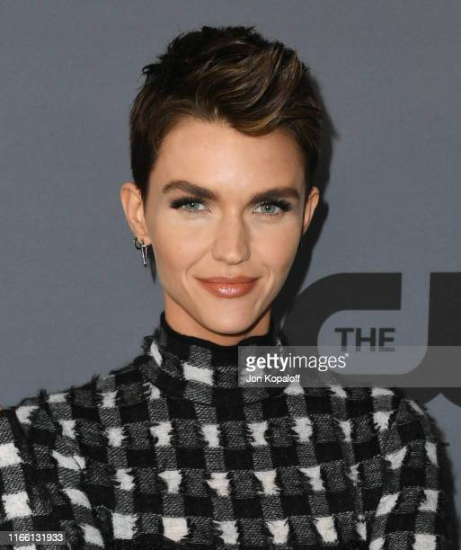 Ruby Rose attends the The CW's Summer 2019 TCA Party sponsored by Branded Entertainment Network at The Beverly Hilton Hotel on August 04 2019 in...