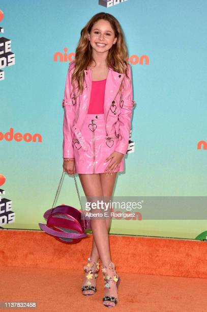 Ruby Rose Turner attends Nickelodeon's 2019 Kids' Choice Awards at Galen Center on March 23 2019 in Los Angeles California