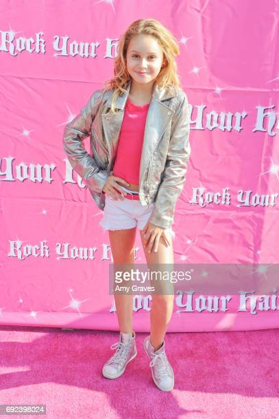 Ruby Rose Turner attends Rock Your Hair Presents 'Rock Your Summer' Party and Concert on June 3 2017 in Los Angeles California