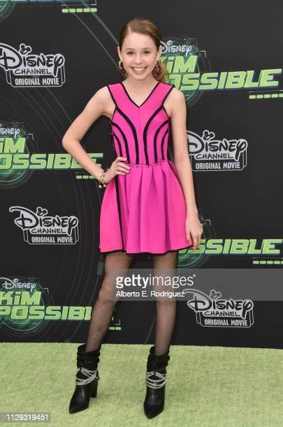 Ruby Rose Turner attends the premiere of Disney Channel's Kim Possible at The Television Academy on February 12 2019 in Los Angeles California