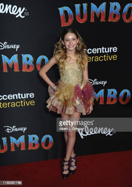 Ruby Rose Turner attends the premiere of Disney's Dumbo at El Capitan Theatre on March 11 2019 in Los Angeles California