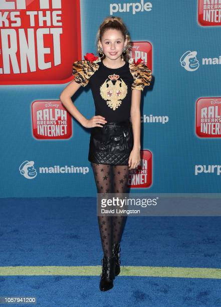 Ruby Rose Turner attends the premiere of Disney's Ralph Breaks the Internet on November 5 2018 in Los Angeles California