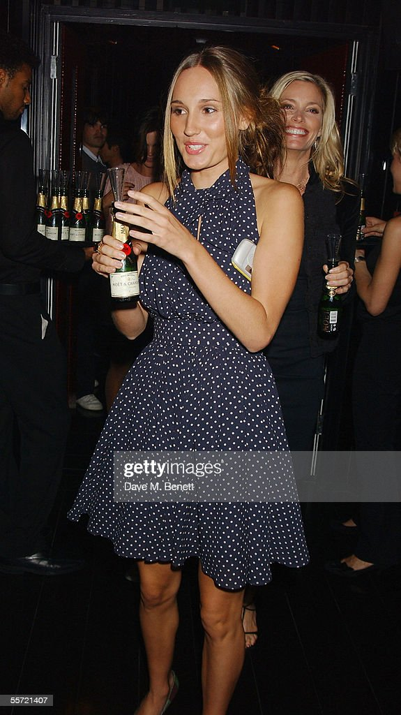 Ruby Stewart And Kelly Emberg Attend The Aftershow Party Following