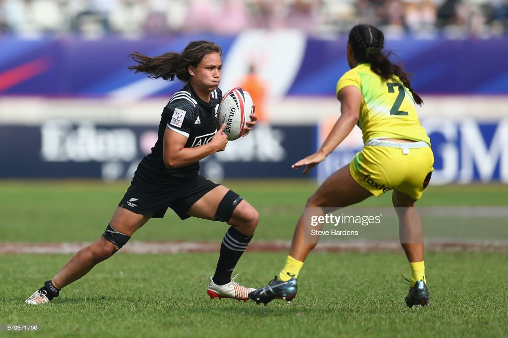 HSBC Paris Rugby Sevens 2018 - Day Two