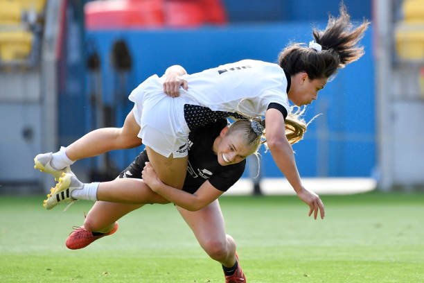 NZL: New Zealand Black Ferns Sevens