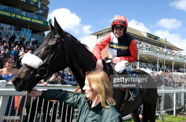 Ruby Walsh riding Big Buck's win The BGC partners Liverpool Hurdle Race to complete a straight 17 victories in a row at Aintree racecourse on April...
