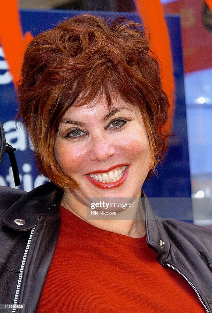 Ruby Wax during Ruby Wax Launches 'The Ultimate Bag Woman' Line - October 22, 2005 at Boots at High Street Kensington in London, Great Britain.