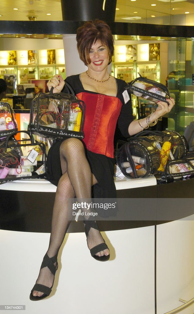 The Ultimate Bag Woman - Launch at Oxford Street in London, Great Britain.