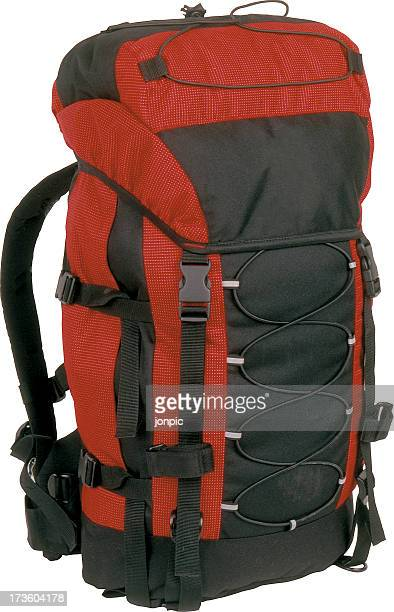 Rucksack with clipping path, Travel Luggage