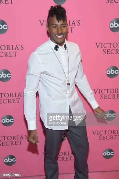Ruckus attends the 2018 Victoria's Secret Fashion Show at Pier 94 on November 08 2018 in New York City
