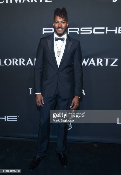 Ruckus attends the Angel Ball 2019 at Cipriani Wall Street on October 28 2019 in New York City