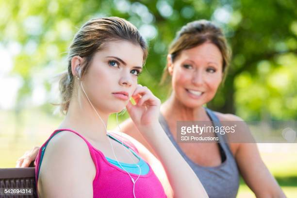 Ignora su madre hija de buen