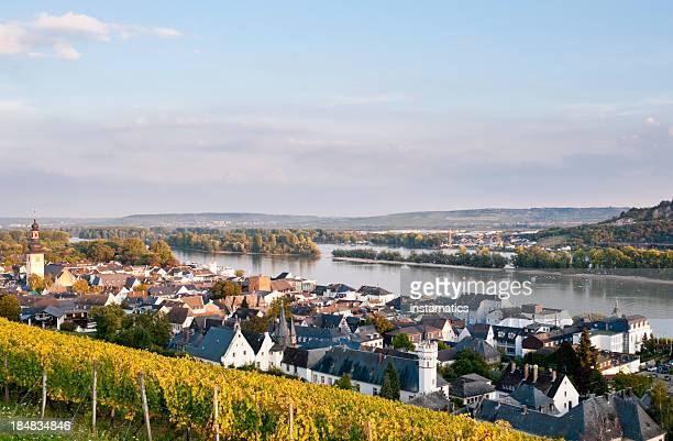 Rudesheim in Germany
