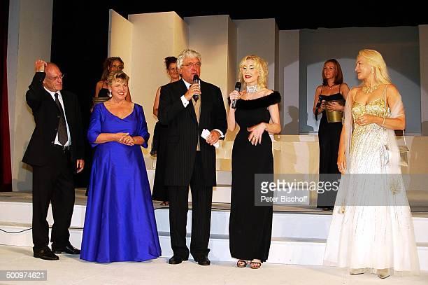 Rudi Altig Marie Luise Marjan Hans Meiser Dolly Buster Sabine Pauly 50 Jahre UNICEF Deutschland Sternen Gala Bad NeuenahrAhrweiler Kurhaussaal...