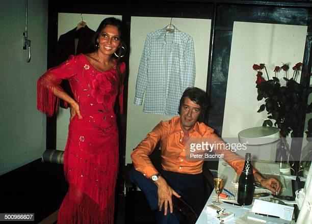 Rudi Carrell, Ehefrau Anke, Homestory, Hausumbau, Wachendorf, Badewanne, Showmaster, Moderator, Entertainer, Promi, BB, Foto: P.Bischoff, , Sc