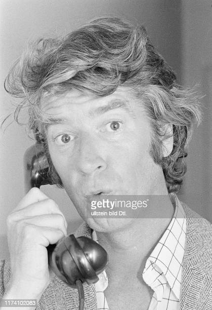 Rudi Carrell television host 1973