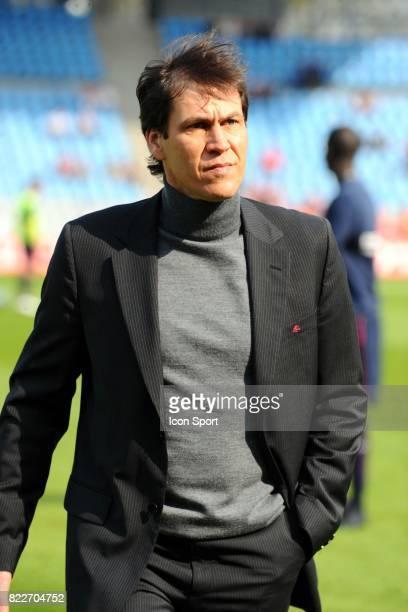 Rudi GARCIA Lille / Monaco 33eme journee de Ligue 1 Stadium Nord Villeneuve d'Ascq