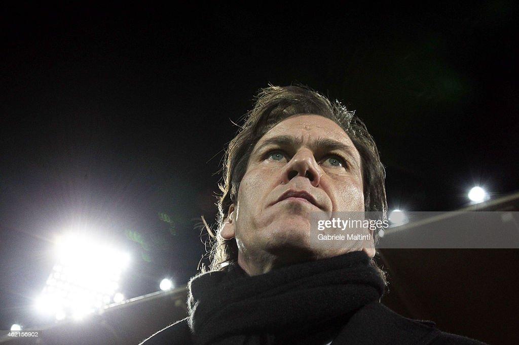 ACF Fiorentina v AS Roma - Serie A : News Photo