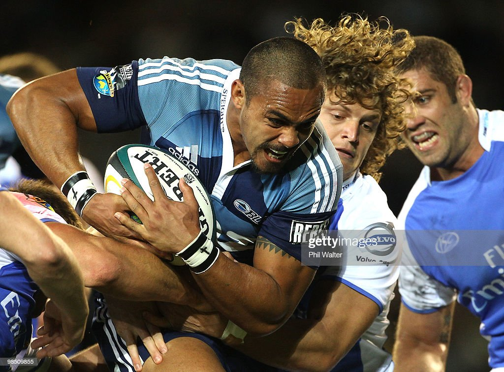 Super 14 Rd 10 - Blues v Western Force