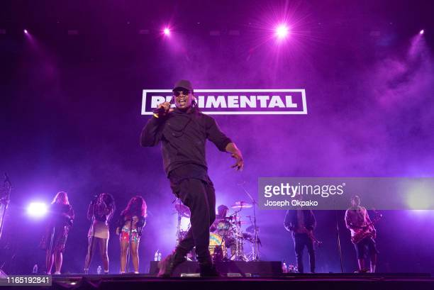 Rudimental perform on stage during Fusion Festival 2019 on August 31 2019 in Liverpool England