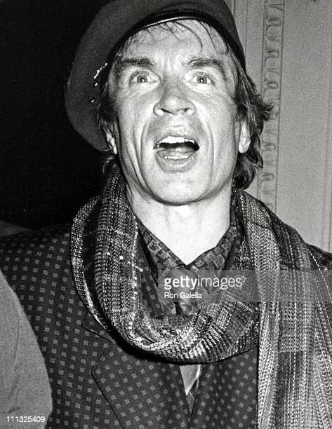 Rudolf Nureyev during Dinner Reception for the Wedding of Lee Radziwill and Herb Ross at Jackie Kennedy Onassis' 5th Avenue Apartment in New York...