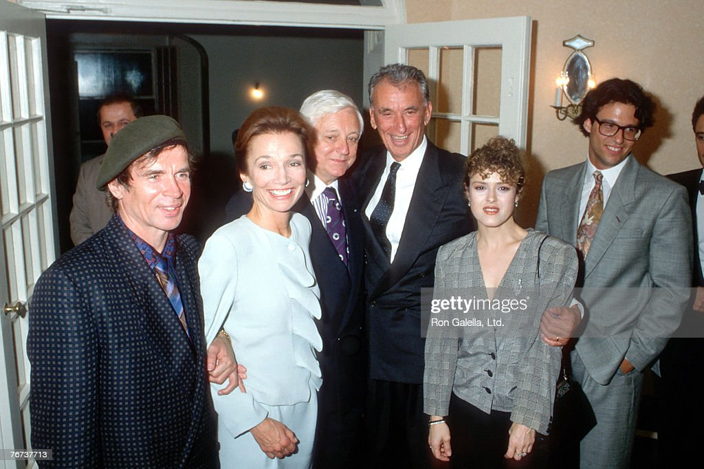 Dinner Reception for the Wedding of Lee Radziwill and Herb Ross : News Photo