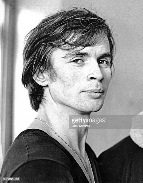 Rudolf Nureyev photographed in 1966