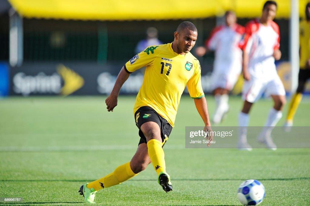 CONCACAF Cup - Jamaica v Costa Rica : News Photo