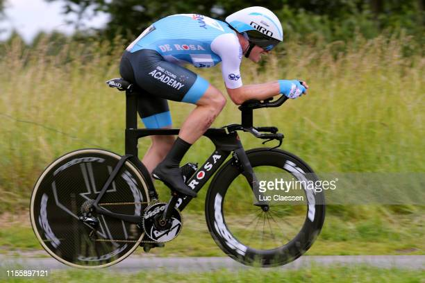 Rudy Barbier of France and Team Israel Cycling Academy / during the 89th Baloise Belgium Tour 2019, Stage 3 a 9,2km Individual Time Trial from...