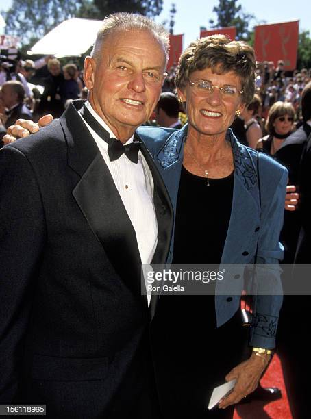 Borneo and wife Marge Boesch