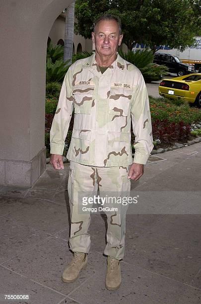 Rudy Boesch of Survivor in Los Angeles California
