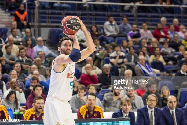 Rudy Fernández during Real Madrid victory over Herbalife Gran Canaria in Liga Endesa regular season game celebrated in Madrid at Wizink Center...