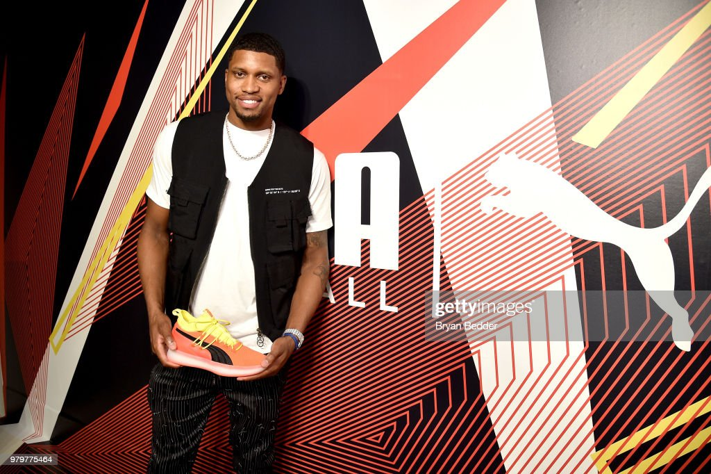 77eca5e53215 PUMA Re-Enters Basketball Category With First Look At Basketball Shoe   News  Photo