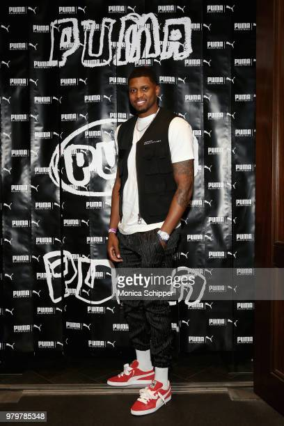 Rudy Gay attends the PUMA Basketball launch party at 40 40 Club on June 20 db545a660