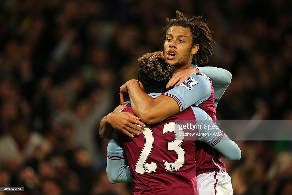 Aston Villa v Birmingham City - Capital One Cup Third Round : News Photo