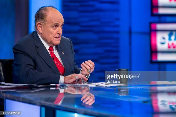Rudy Giuliani President Donald Trump's personal attorney defended himself Sunday on This Week with George Stephanopoulos from accusations lodged by a...