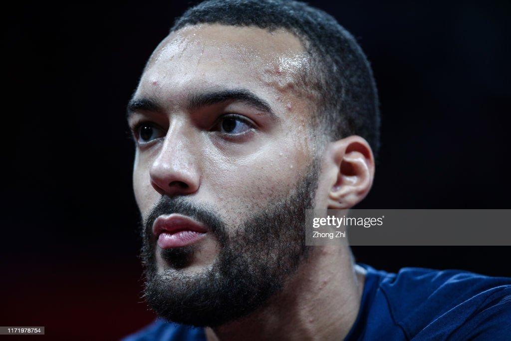 Jordan v France: Group G - FIBA World Cup 2019 : News Photo
