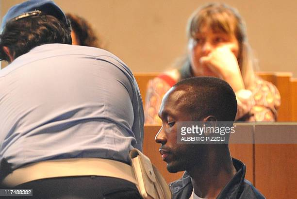 Rudy Guede convicted of killing a British student testimonies as a witness against Amanda Knox the US woman appealing a sentence for her part in the...