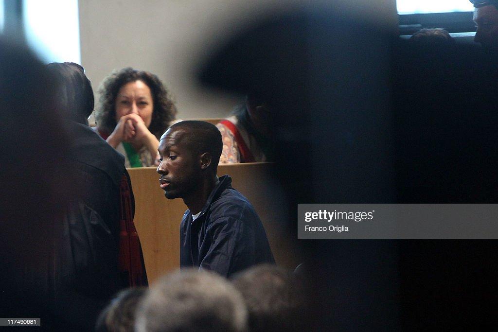 Amanda Knox Appeal Hearing In Perugia : News Photo