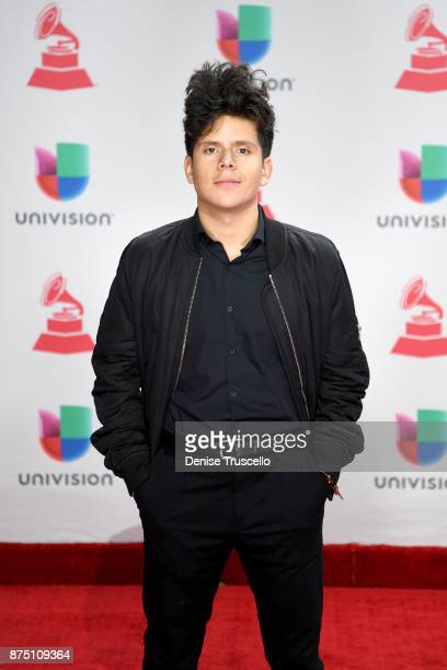Rudy Mancuso attends the 18th Annual Latin Grammy Awards at MGM Grand Garden Arena on November 16 2017 in Las Vegas Nevada