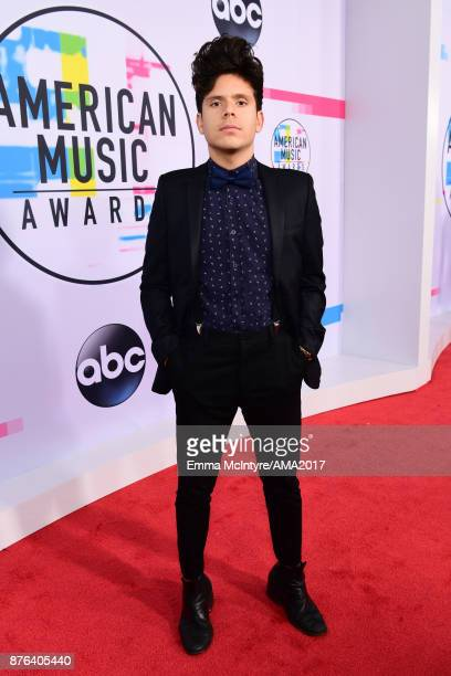 Rudy Mancuso attends the 2017 American Music Awards at Microsoft Theater on November 19 2017 in Los Angeles California