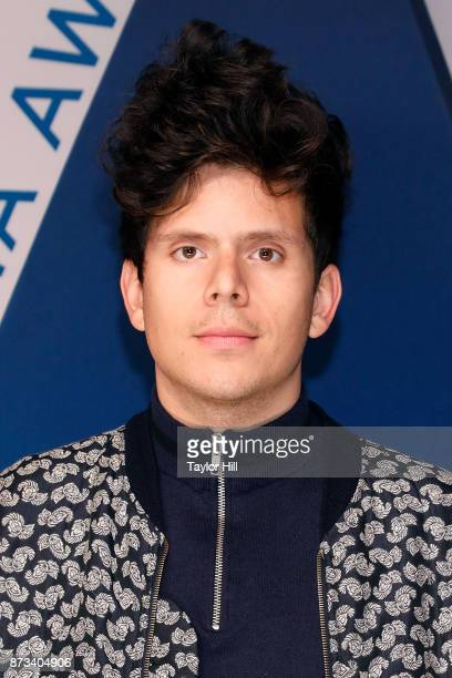 Rudy Mancuso attends the 51st annual CMA Awards at the Bridgestone Arena on November 8 2017 in Nashville Tennessee