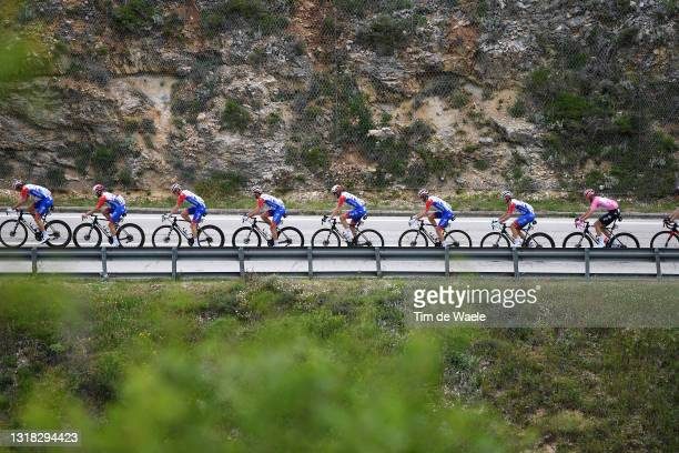 Rudy Molard of France, Matteo Badilatti of Switzerland, Antoine Duchesne of Canada, Simon Guglielmi of France, Romain Seigle of France, Sebastien...